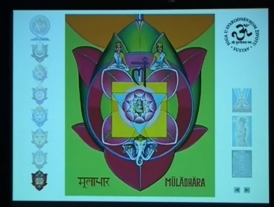 Different categories of chakras
