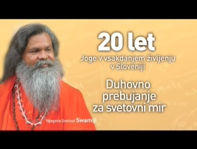 20 Years of Yoga in Daily Life in Slovenia