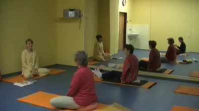 Around the world - Yoga against backpain