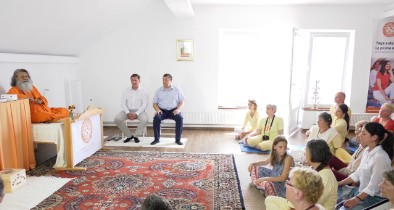 Around the world - Opening of new YIDL center in Nadlac, Romania