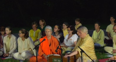 Bhajan evening from Vep