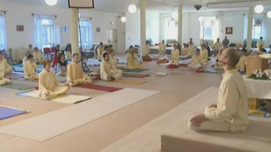 Practising fifth level of Yoga in Daily Life System