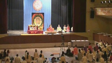 Swamijis public lecture from Schwechat, Austria, 10th of September