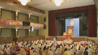 Swamijis morning lecture from Swechat, Austria, 12th of September
