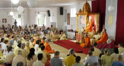 Morning Satsang from Strilky