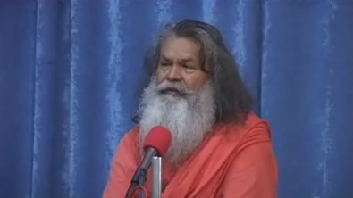 Evening with Swamiji in Jadan