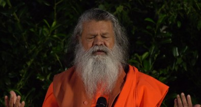 Evening Satsang  from Strilky